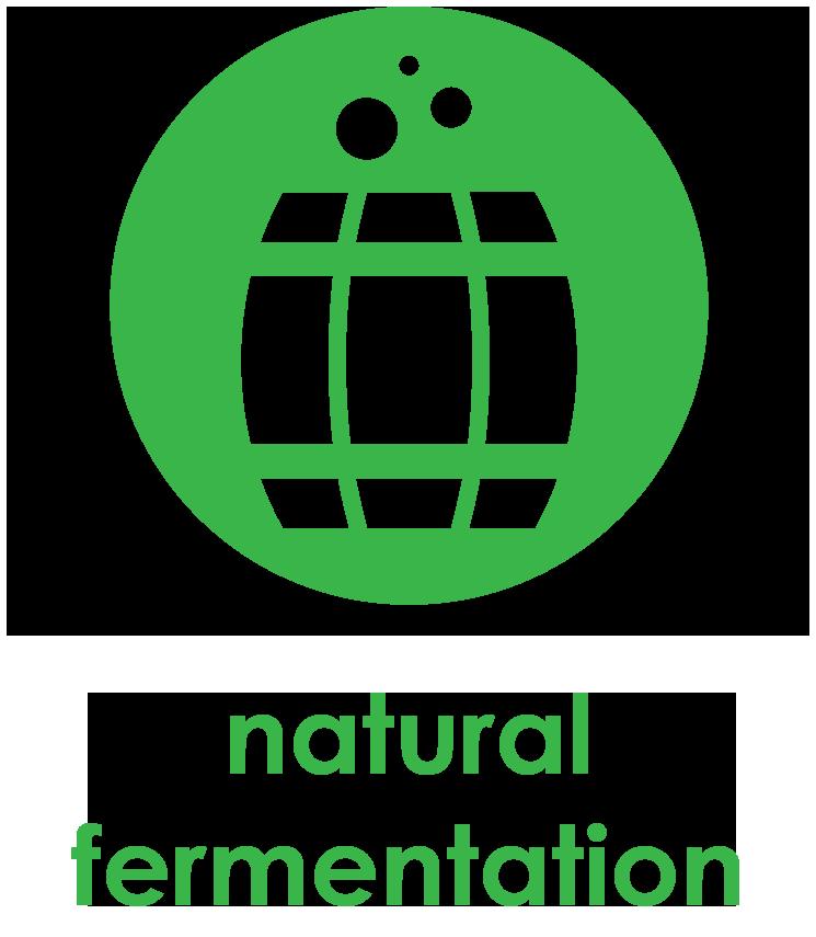 natural fermentation