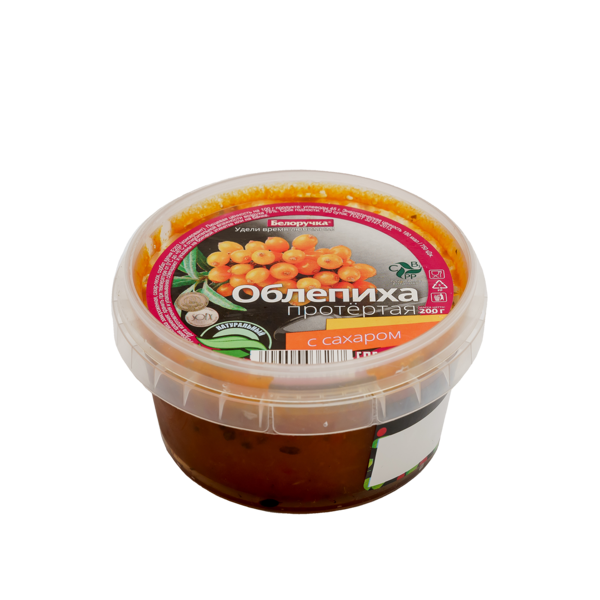 Sweet Sea-berry Sauce