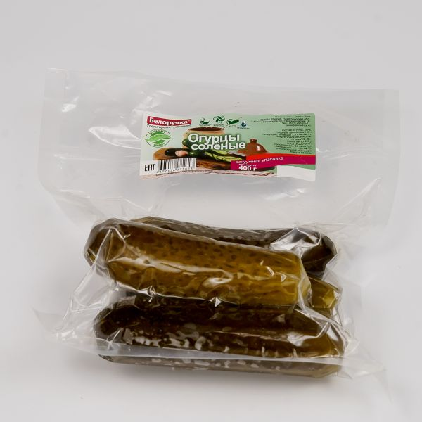 Vacuum-packaged Pickled Cucumbers