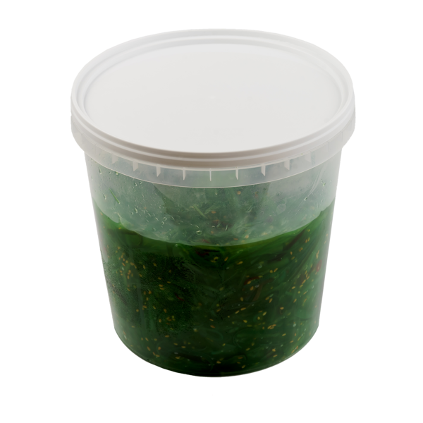 Wakame Seaweed Salad with Sesame Dressing
